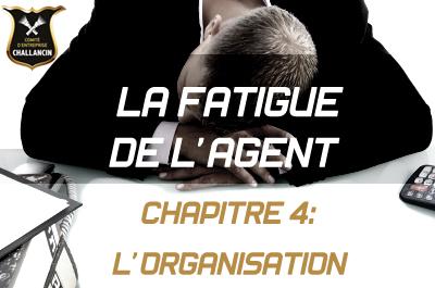Chapitre 4 : l'organisation