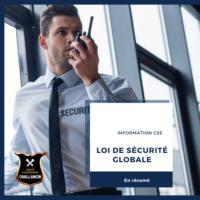 Loi de sécurité globale